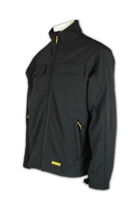 J316風褸設計 風褸開倉 風衣外套 訂製擋風外套