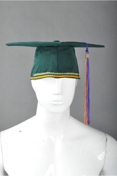 GGCS008度身訂造帽穗繩 供應雙色四方帽帽穗 設計畢業帽專用流蘇 畢業帽流蘇製造商