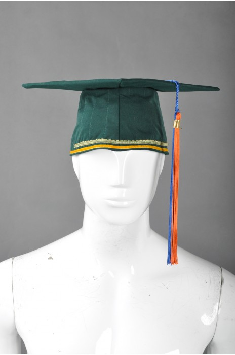 GGCS012訂做畢業帽專用垂繩 設計學士帽帽穗 訂做四方帽流蘇 畢業帽流蘇專門店