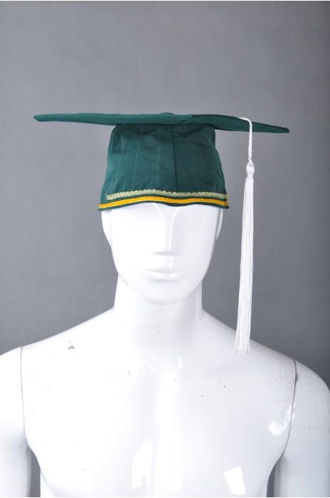 GGCS015制造碩士帽流蘇 訂印博士帽帽穗 訂做畢業帽專用垂繩 畢業帽流蘇中心