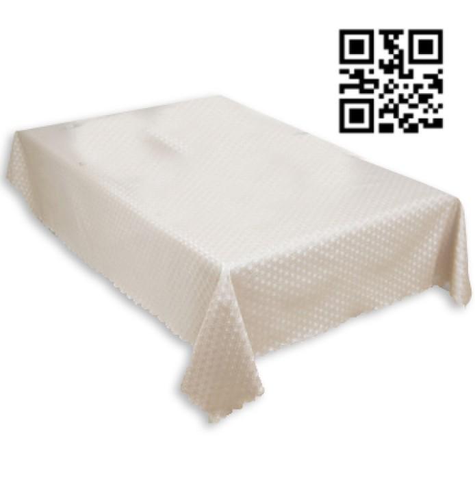 TBC012 訂購防燙防水枱布 製造防油免洗枱布 長枱布 設計長方形餐桌枱布 枱布製造商