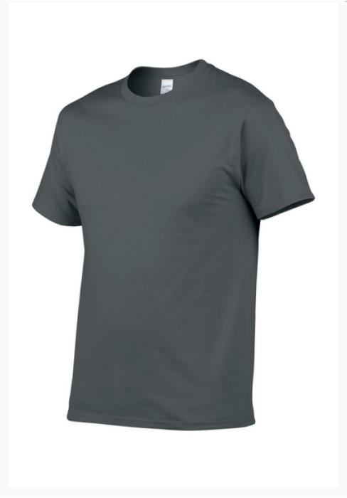 SKT002 訂造純色T恤  網上下單T恤  100%環紡棉預縮平紋針織布 大量訂造T恤 T恤製造商 180G T恤價格