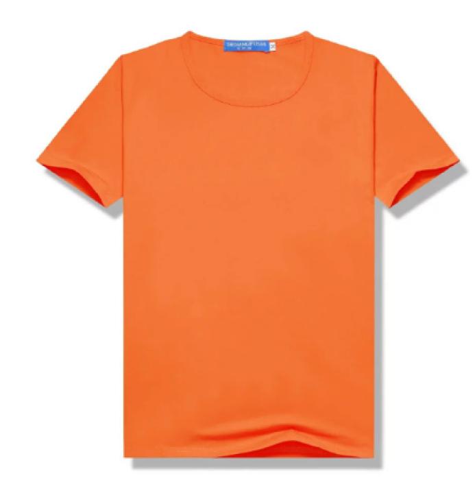 SKT004  設計班服定制短袖文化衫t恤  工作服LOGO廣告衫   訂做活動服純棉T恤