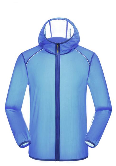 SKJ003   來樣訂造超薄風衣  設計可收納風褸   網上下單摺疊風褸  風褸供應商