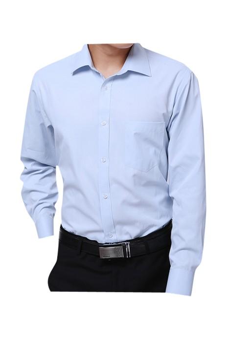 SKR011 訂製那女同款恤衫款式    自訂工作服恤衫款式    設計長袖恤衫款式    長袖恤衫專營