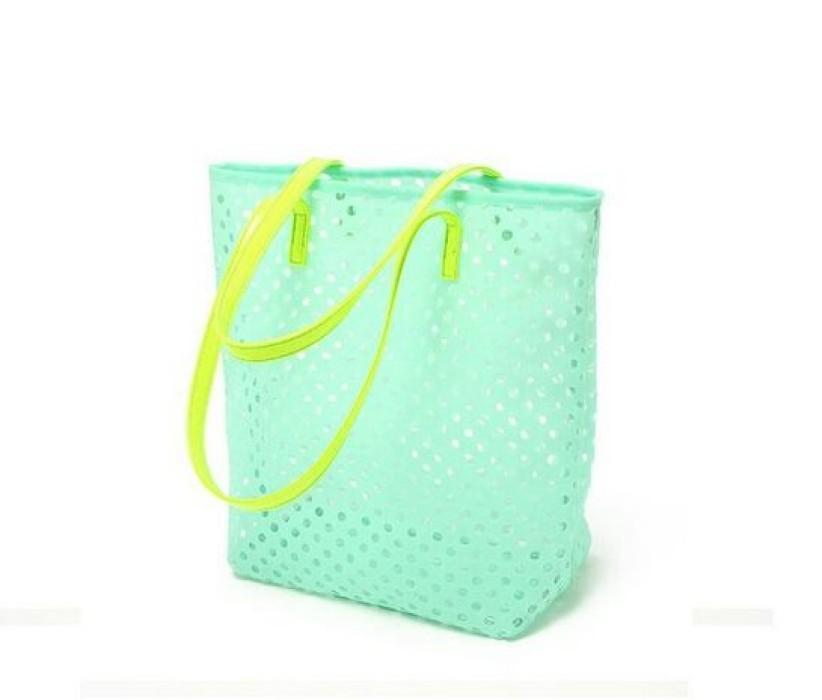 PVCB003  定做環保pvc手提包 供應精品pvc透明袋  製作防水pvc沙灘袋   pvc袋專賣店