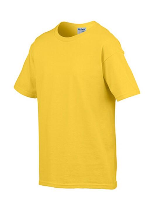 Gildan 鄒菊色 098 短袖兒童圓領T恤 76000B 童裝T恤批發 買T恤 T恤印字 T恤價格