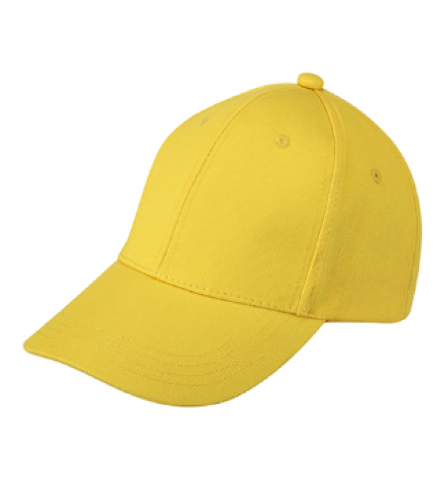 1LE05 香蕉黃色049棒球帽   來樣訂做棒球帽  棒球帽專門店 帽價格 棒球帽價格