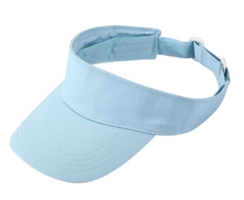 1LA01 天藍色091空頂帽   個人設計空頂帽  空頂帽專門店 帽價格 空頂帽價格