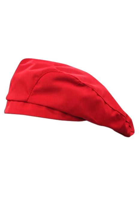 CHFH-003 多色廚師帽  設計廚師工作帽 訂購西餐廳帽  製造餐館廚師帽子 廚師帽製造商  棉綸  廚師帽價格