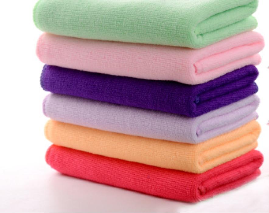 SKT002 多色超纖維毛巾 80%聚酯纖維+20%聚酰胺纖維 美容美髮毛巾 35G 加厚吸水毛巾 毛巾專門店  毛巾價格