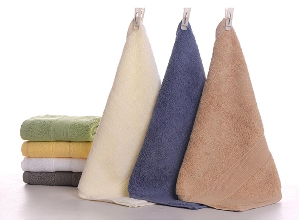SKT006 訂購酒店方巾  製造全棉吸水方巾  77G 定制成人洗臉小毛巾  毛巾專營  毛巾價格