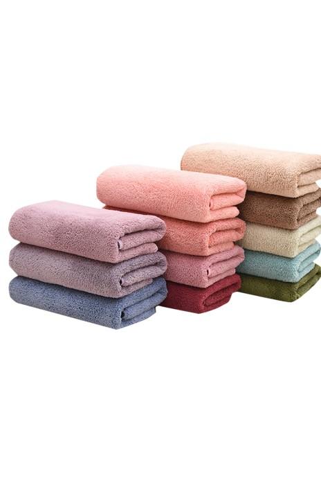 SKTW029  日系風格珊瑚絨毛巾 浴巾套裝 加厚加大珊瑚絨毛巾套裝 加厚 浴巾製造商  150*75cm