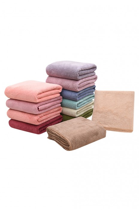 SKTW032  日系簡約禮品廣告毛巾 珊瑚絨毛巾 100G 吸水通用珊瑚絨毛巾 85*34cm