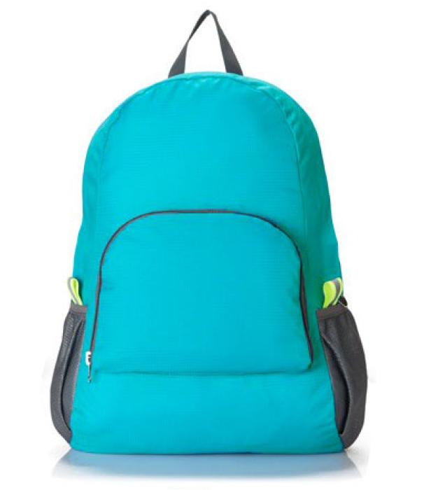 RX018  多色折疊式背囊   度身訂製折疊式背囊  折疊式背囊專門店  防水尼龍  165G 背囊價格