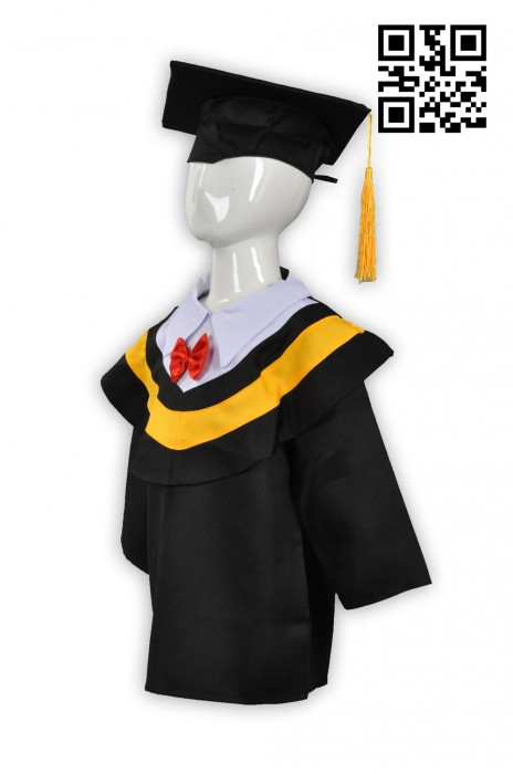 SKDA002 大量訂造兒童畢業袍 網上下單畢業袍 設計畢業專用袍 小學生畢業袍 畢業服 畢業袍製造商  制服呢  畢業袍價格