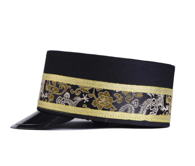 SKBC001 供應酒店專用門童帽 製作迎賓門童帽 網上下單門童帽 門童帽製造商  PC   門童帽價格