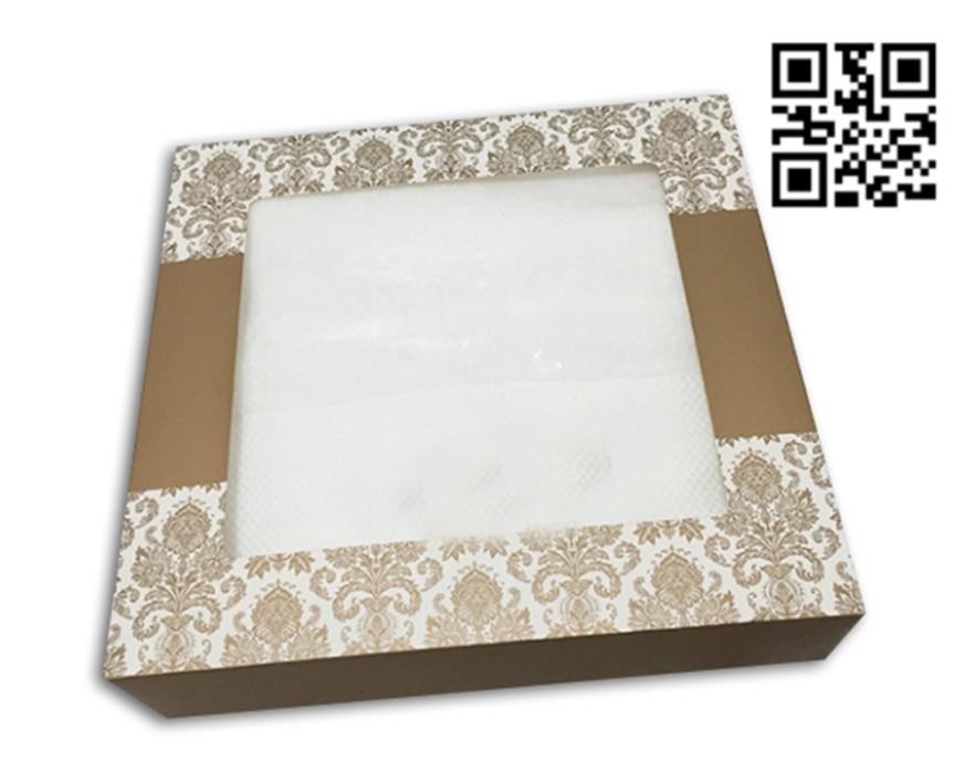 TWLP004 訂製開窗毛巾盒款式   製作單條毛巾盒款式  自訂毛巾盒款式   毛巾盒生產商