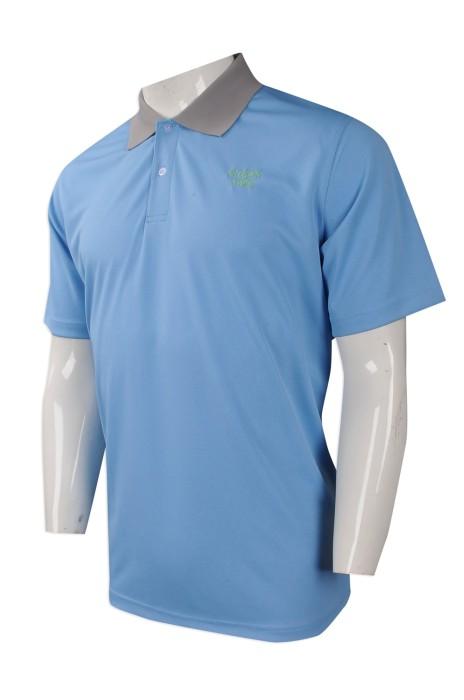 P959 大量訂購男裝短袖POLO恤 設計男裝短袖POLO恤 香港 男裝短袖POLO恤專營店