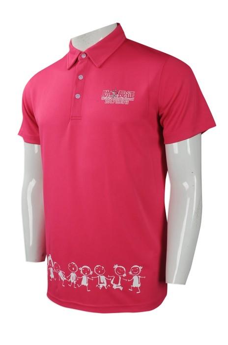P966 網上訂購短袖POLO恤 大量訂做活動POLO恤 慈善活動 製作POLO恤生產商