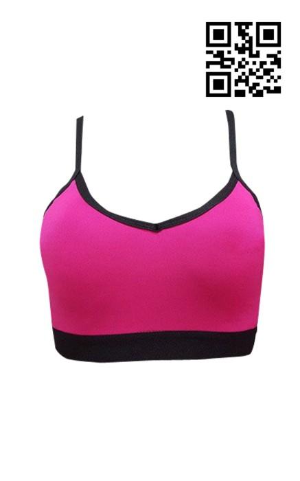 SKTF007 網上下單吊帶背心 訂購運動背心 女性運動內衣  跑步運動內衣 設計瑜伽運動背心 運動衫製造商  運動背心價格