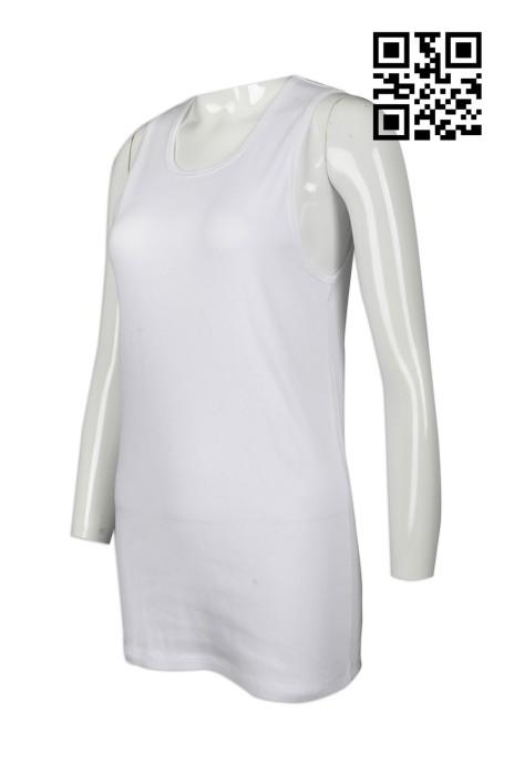 VT157 設計打底背心裙  供應內搭背心裙  大量訂造背心裙 背心裙供應商