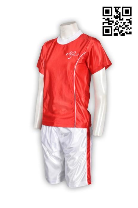 WTV125製造吸濕排汗運動套裝 組隊波衫 訂造輕薄舒適運動套裝 大量訂造運動套裝 運動套裝製造商