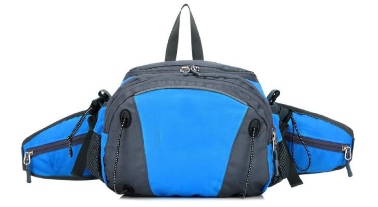 PK012 訂造多功能腰包款式  自訂登山腰包款式 行山 長跑  跑步 設計腰包款式   腰包生產商