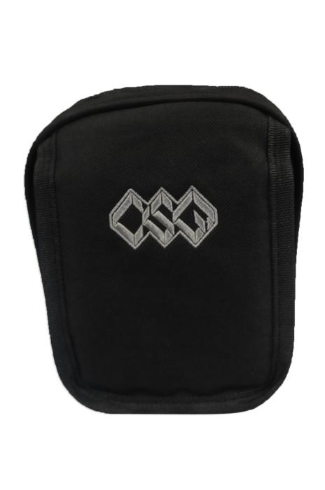 PK028 來樣訂做腰包 團體訂購腰包款式 製作繡花腰包生產商