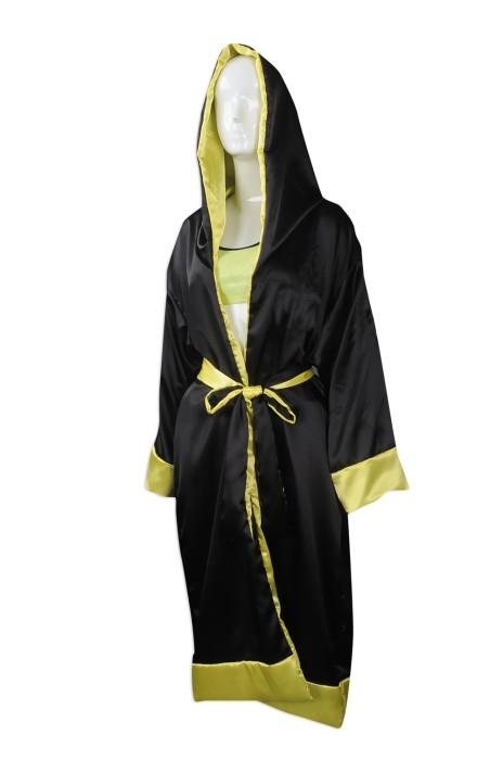 CP021 來樣訂做遊戲服 網上下單遊戲服款式 拳館 西洋拳選手出場袍 泰拳拳皇袍 製作遊戲服供應商