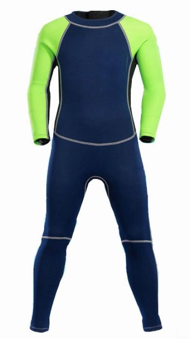 ADS006 訂做兒童潛水衣款式   製作連體潛水衣款式 2MM  衝浪服  自訂防曬潛水衣款式    潛水衣生產商