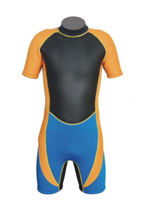 ADS015 製造短袖潛水衣款式   訂做連體潛水衣款式  3MM  設計潛水衣款式   潛水衣廠房