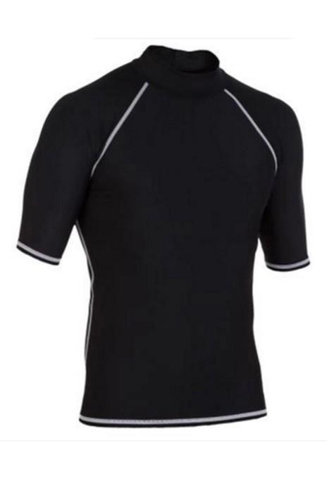 ADS021 訂購男士分體沖浪服  防曬遊泳套裝 專業緊身防曬服浮潛水  衝浪服製造商