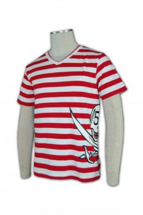 CT022 個性班衫訂做 個性班衫製造商 個性班衫公司
