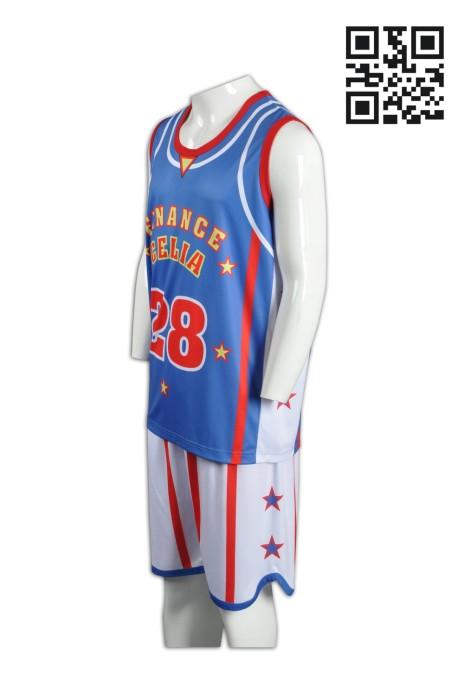 WTV126 網站訂購籃球服 組隊波衫 籃球波衫印製 全件印 熱升華印字波衫 團體籃球服 籃球服專門店