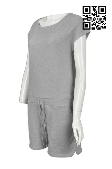 FA327 自製度身時裝款式     訂造女裝時裝款式  連身裙  連身褲 設計時裝款式   時裝工廠