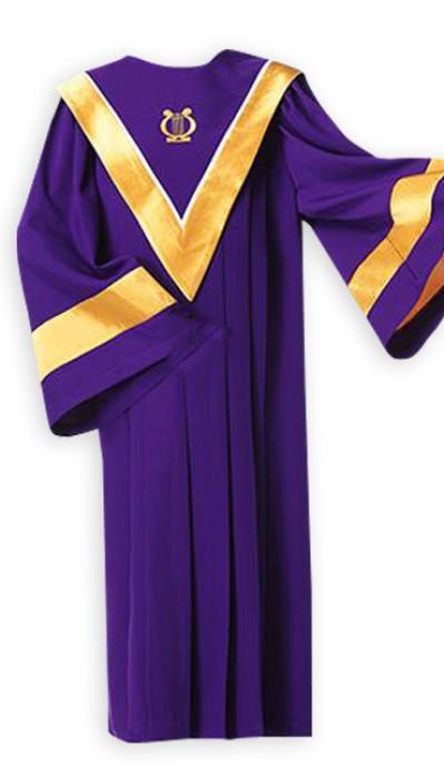 SKPT003  設計度身聖詩袍款式    製造教會聖詩袍款式    自訂基督教聖詩袍款式   聖詩袍工廠