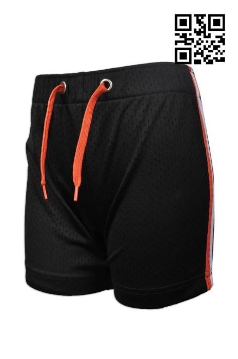 U272 設計男裝運動褲款式   訂造運動褲款式  撞色邊款  自訂運動褲款式   運動褲生產商
