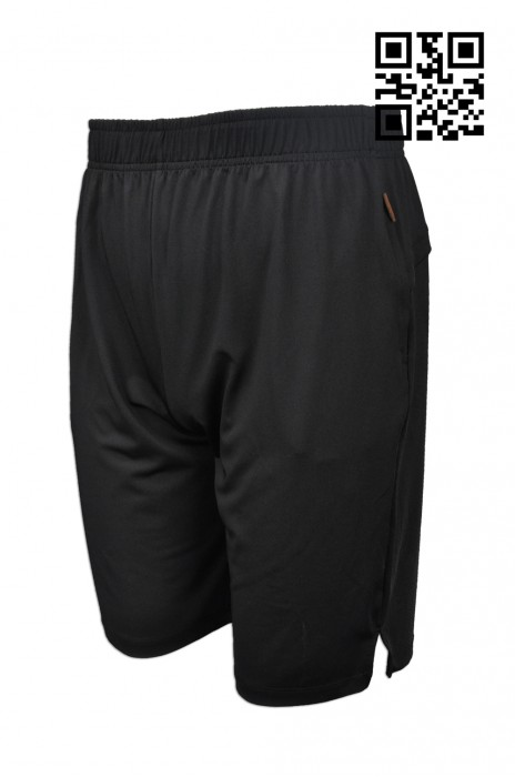 U278  訂造跑步中褲 網上下單運動褲 度身訂造運動褲 運動褲製衣廠
