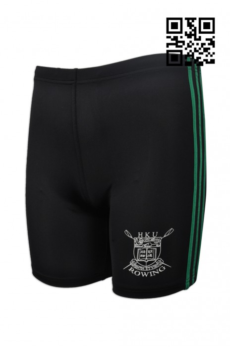 U285  製作運動專用短褲  來樣訂造緊身運動褲  大學 划艇 隊衫 隊褲 網上下單運動短褲 運動褲製衣廠