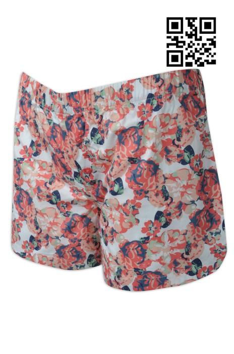 U289 製造休閒運動褲款式   自訂全件印運動褲款式   設計女裝運動褲款式   運動褲中心