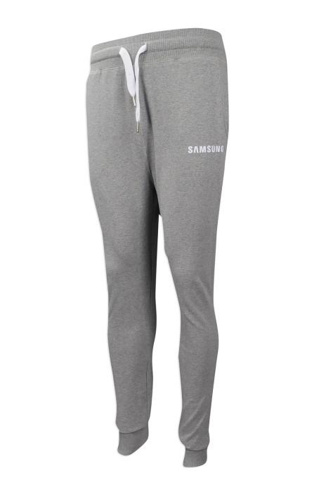 U314 團體訂做休閒運動褲 大量訂購休閒運動長褲 瑞士 RB 設計運動褲供應商