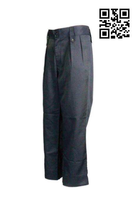 H202度身訂造斜褲  網上下單斜褲  腰位雙鈕設計 個人設計斜褲  斜褲製造商