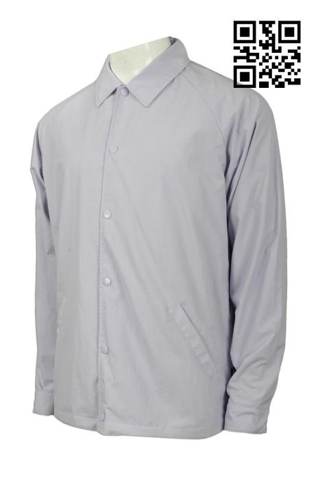 D200  訂製工業外套款式    設計LOGO風樓外套款式    自訂工業外套款式   工業制服生產商