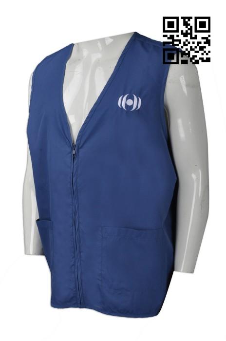 D208 自訂度身制服款式   設計LOGO制服款式  攝影  外影人員工作背心 製作制服款式   制服專營