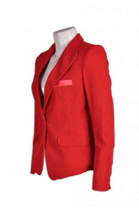 BWS064 韓版西裝外套 定製 時尚修身西裝外套 西裝外套配搭 西裝外套專門店