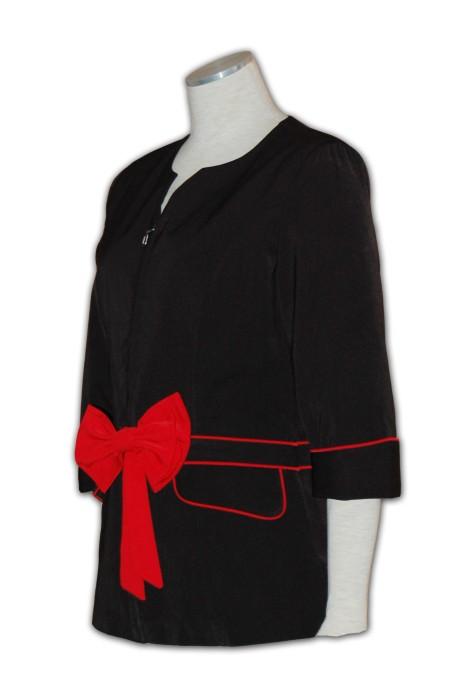 BWS069來版訂購女裝西服   訂購團體西裝制服  設計西服款式  女款西裝制服批發商
