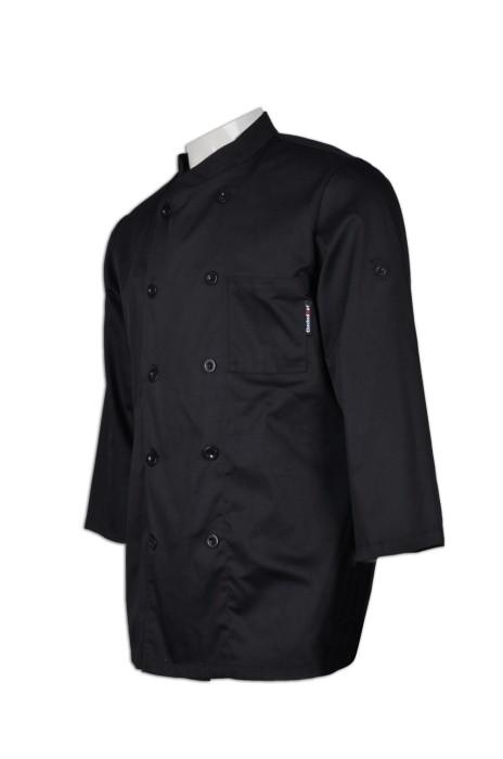 KI072 設計訂造廚師制服 餐廳制服上衣 團體飲食制服 厨司  餐飲制服款式 餐飲制服專門店