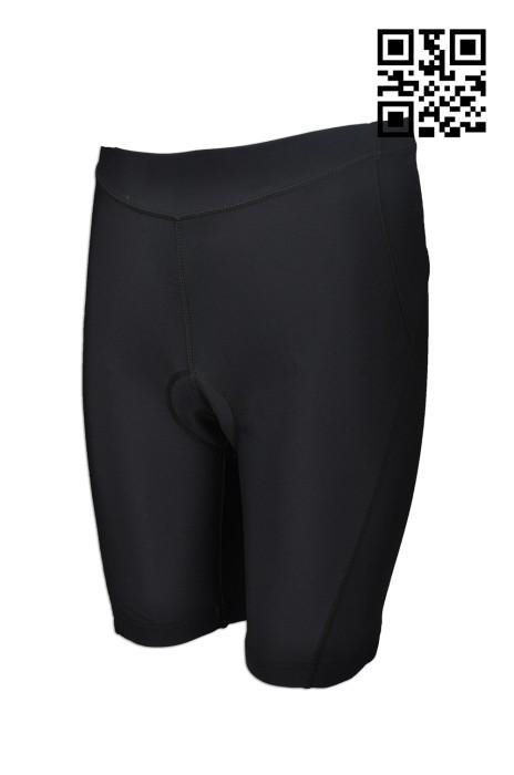 B135 設計量身單車褲款式   訂造淨色單車褲款式  軟坐墊 防滑加工  自訂單車褲款式   單車褲製衣廠