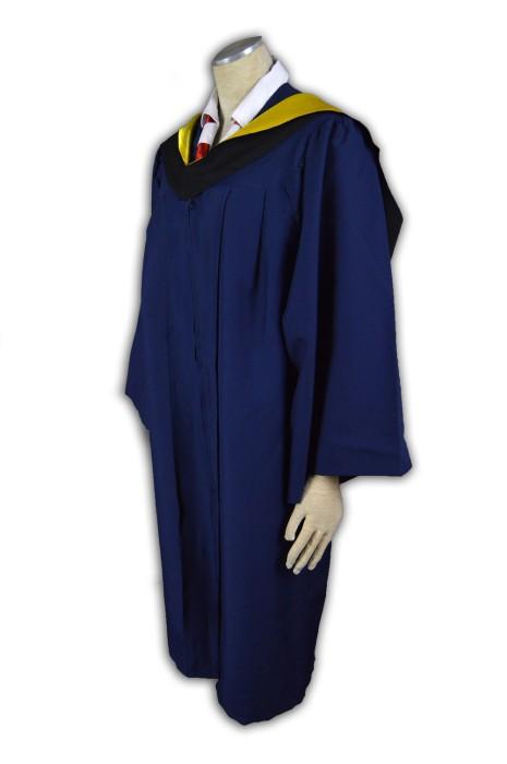 DA010 網上訂購學業制服 團體制服製作  博士袍 學士袍 院士袍 訂製大學畢業製服公司
